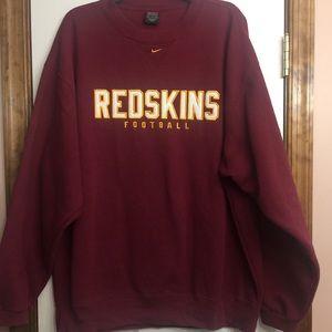 Men's Redskin Sweatshirt Large